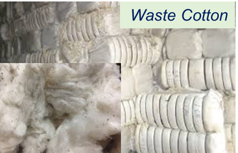 Waste Cotton